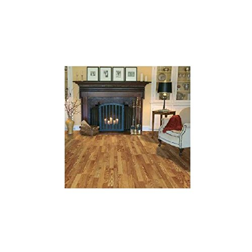 (Traditional Living Golden Amber Oak II Laminate Flooring)