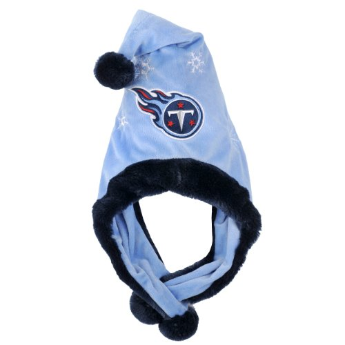 NFL Tennessee Titans Thematic Santa Hat