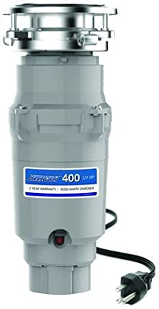 WasteMaster WM50G 1//2 HP Gold Series Continuous Speed Waste Disposer
