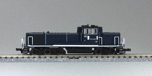N Scale A8717 DE10-1692 dark Blau color (japan import)