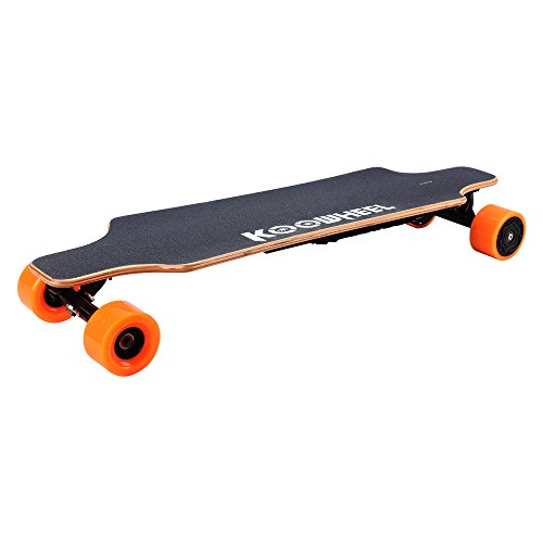 Koowheel Electric Skateboard Updated Version Dual Brushless Hub Motor 4300mAh Battery With Remote Control
