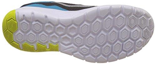 Lagoon Ragazza Sportive Black Flex Blue Scarpe Black White Silver Metallic 4 Schwarz Nike Experience GS 002 wOXYFqq