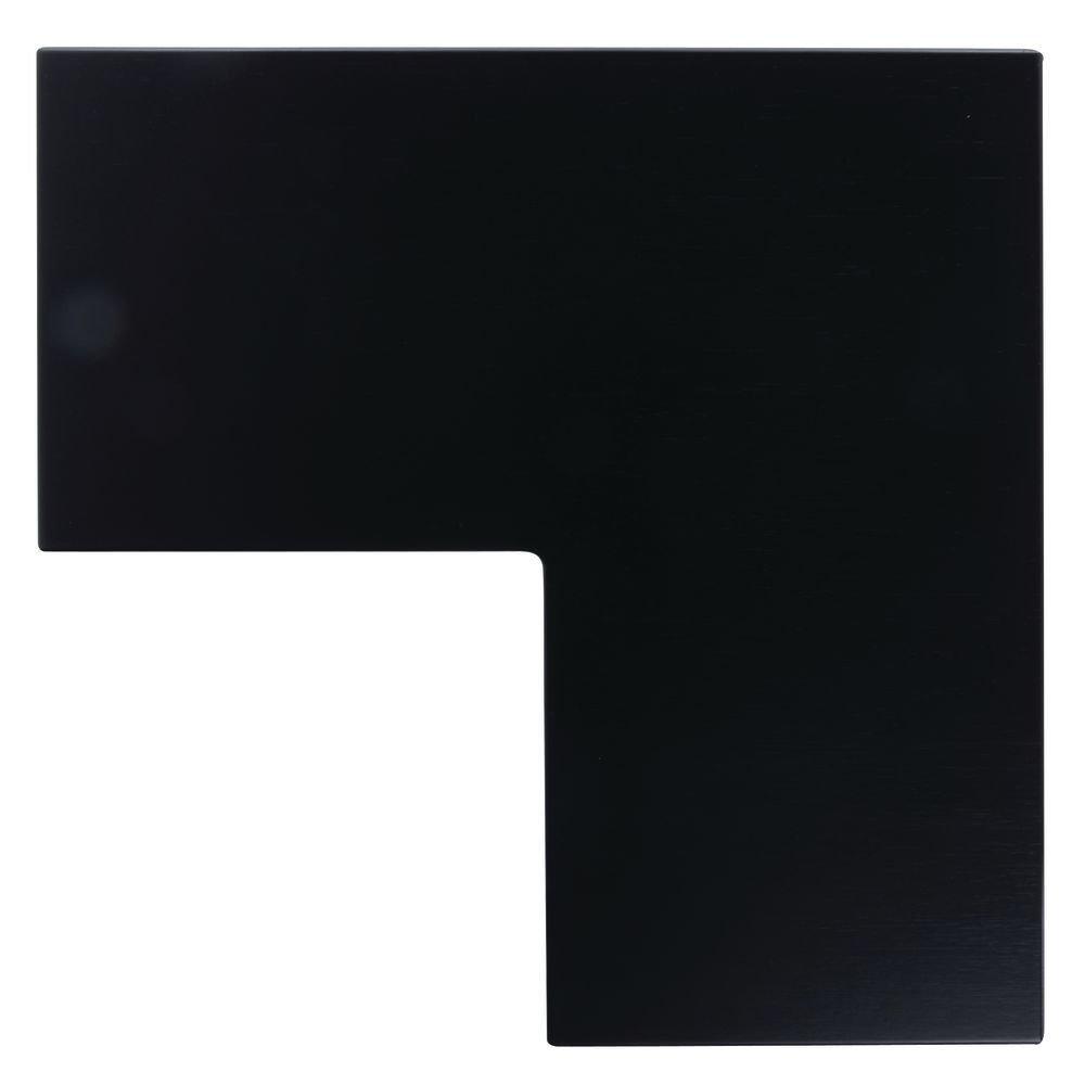 16'' Angled Shelf Color: Midnight