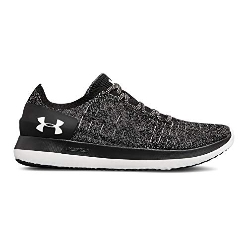 Under Armour Men's Slingride 2 Sneaker, 004/Black, 11
