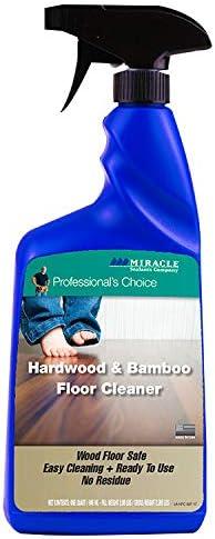 Amazon Com Miracle Sealants Hardwood Bamboo Floor Cleaner 32oz