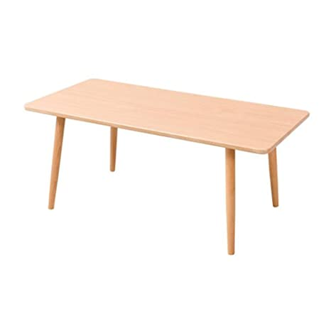 Amazon.com: Muebles de salón CJC Mesa rectangular MDF de ...