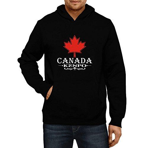 Kenpo Mens Hoodie (Idakoos - MAPLE CANADA Kenpo - Sports -)