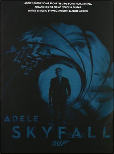 Adele Skyfall James Bond Theme