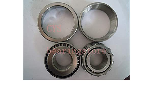 30203 Taper Roller Bearing 17x40x13.25mm