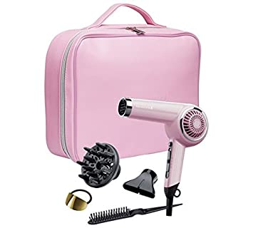 Remington Pink Lady D4110OP Perfect Retro Dryer Gift Pack  Amazon.co ... 4c7b0f0698
