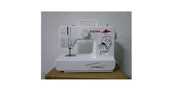 Máquina de Coser Sygma Fy 510: Amazon.es: Hogar