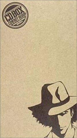 COWBOY BEBOP CD-BOX Original Sound Track Limited Edition[限定版]