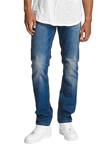 Vaqueros Vaqueros Hombres Rocawear Azul Relax rectos qwS76