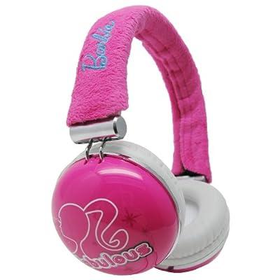 Barbie Headphones from Digital Blue