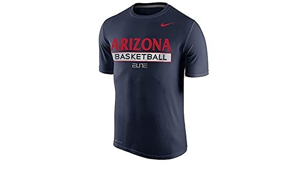 Para hombre Nike azul marino Universidad de Arizona Wildcats ...