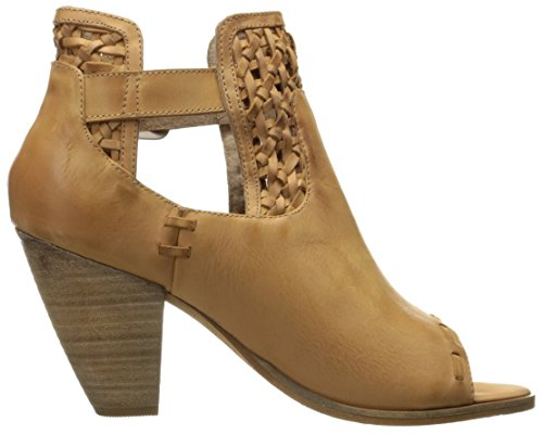 Naughty Monkey Women's Tejer Ankle Bootie Camel osYN3