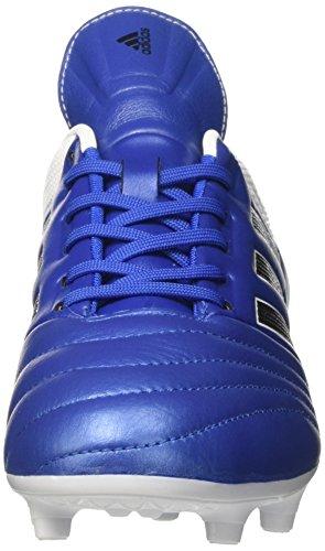 Adidas Tacchetti Stivali Copa 17.3 Fg Mens Calcio Calcio Bianco-nero-blu