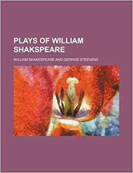 Book Plays of William Shakspeare