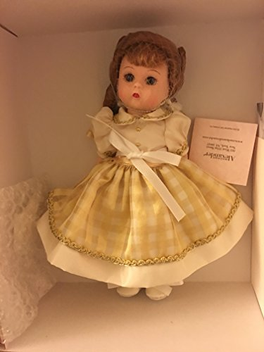 Madame Alexander Fill My Stocking With Lenox Ornament doll
