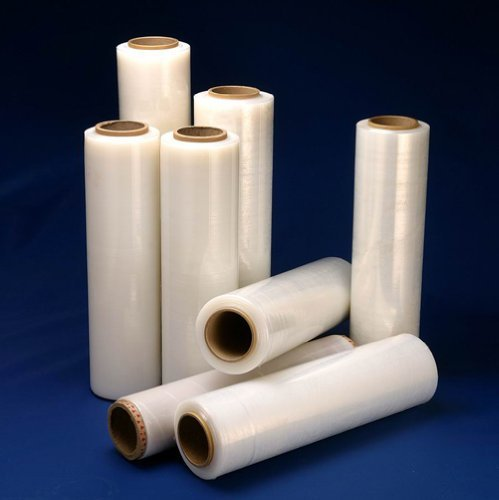 Hand Stretch Plastic Film Shrink Pallet Wrap 18 X 1500 X 80 Ga, SW1881 by SW1881