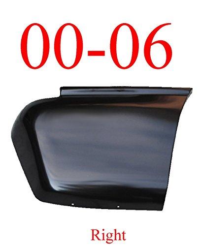 00-06 Tahoe Yukon Right Rear Lower Quarter Patch Panel Chevy GMC -