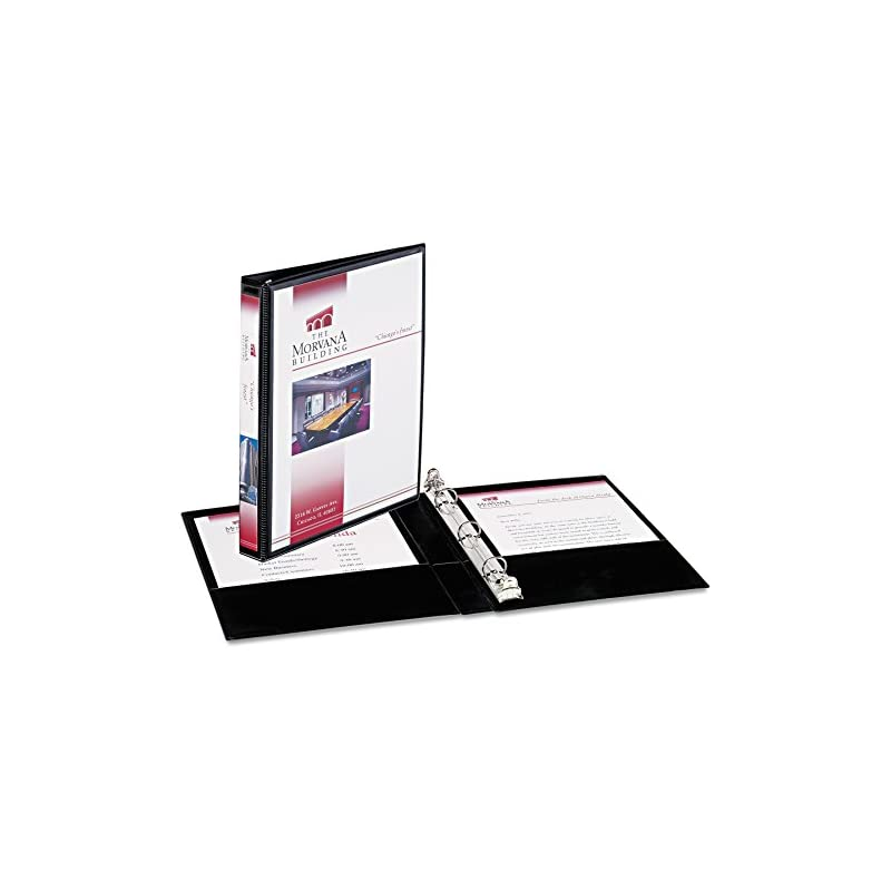 Avery Mini Durable View Binder for 5.5 x