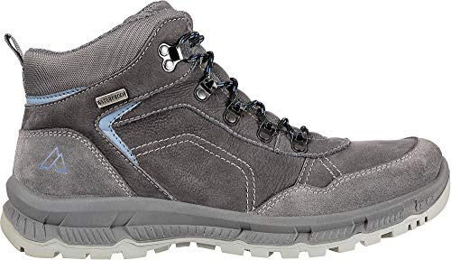 - Alpine Design Women's Scalata Waterproof Hiking Boots(Grey, 9 B (M) US)