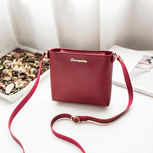 showsing small Bolso Bags Crossbody hombro al Red azul mujer para rH8SrOxqwa