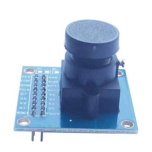 OV7670 300KP Camera Module Supports VGA CIF 640X480 Auto Exposure Control Display I2C Interface for Arduino DIY KIT