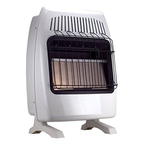 natural gas wall mounted heater - 2