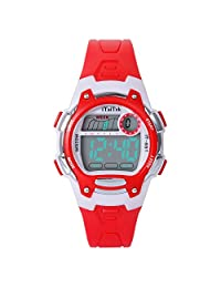 HIwatch Tuddler Watches for Girls Boys LED Digital Water-resistant Sport Wrist Watches for Kids