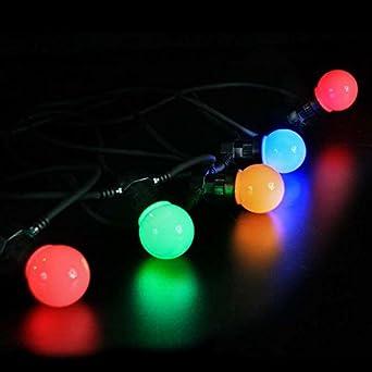 Festilight 50385 – 1-bm – Guirnalda tipo B22 LED bombilla/10 m –