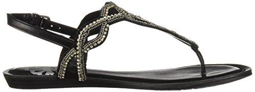 Women's Sandal Supra Fergalicious Women's Black Fergalicious 6wqEOOg