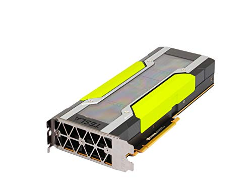 Nvidia Tesla P100 900-2H400-0000-000 GPU Computing Processor - 16 GB - HBM2 - PCIE 3.0 X16 (Certified Refurbished)