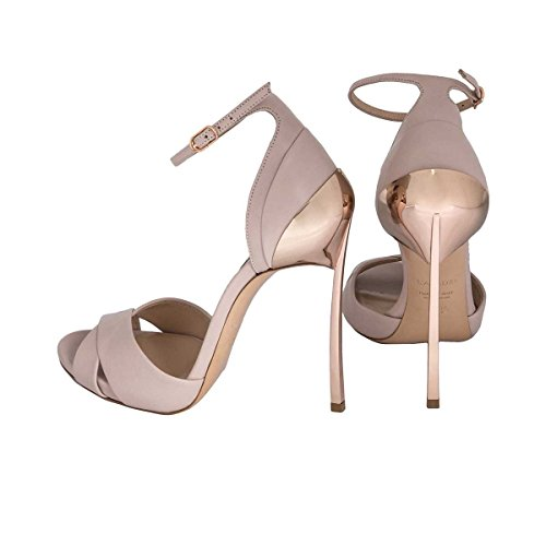100% authentic online Casadei Women's 1L494G120MC63595N Pink Leather Sandals best seller cheap price clearance looking for largest supplier cheap online 3KOULj