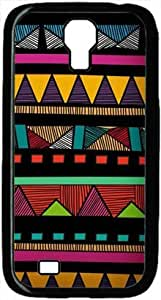 Aztec Tribal Pattern Theme Samsung Galaxy S4 i9500 Case