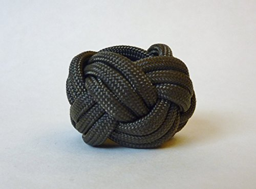 Scout Woggle Turks Head Knot Neckerchief Slide