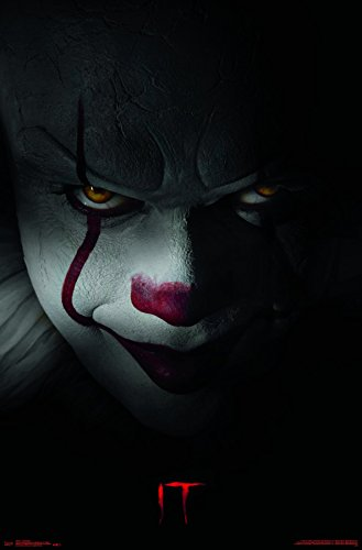 Trends International IT Movie Pennywise Wall Poster, 22.375""