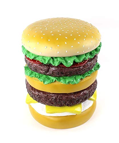 Hero Giant Hamburger Stool