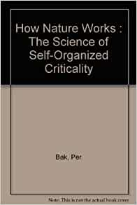 How Nature Works The Science Of Self Organized Criticality
