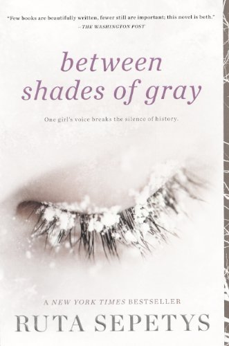 Between Shades Of Gray (Turtleback School & Library Binding Edition) by Ruta Sepetys (2012-04-03)