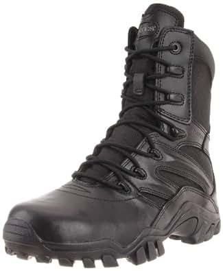 Bates Women's Delta 8 Inch Boot, Black, 5 M US