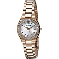 Bulova 98R205 Womens Watch