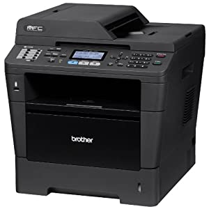 Brother MFC-8710DW Printer ISIS Driver for Windows 10