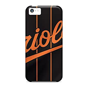New Arrival Cases Covers With ATV27493gVhL Design For Iphone 5c- Baltimore Orioles