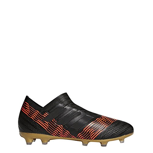 adidas Youth Nemeziz 17+ 360Agility Fg Firm Ground Soccer Cleats Black/Red 6