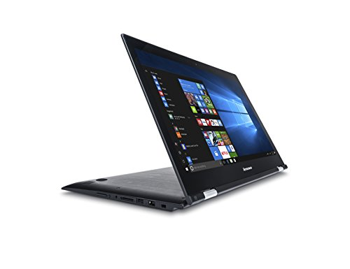 Lenovo Edge 2 1580 15.6″ Full HD IPS 2-in-1 Touchscreen Notebook Computer, Intel Core i7-6500U 2.5GHz, 8GB RAM, 1TB HDD, Windows 10 Home