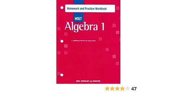 Holt algebra 1 homework and practice workbook teacher39s edition how to write a cd on macbook