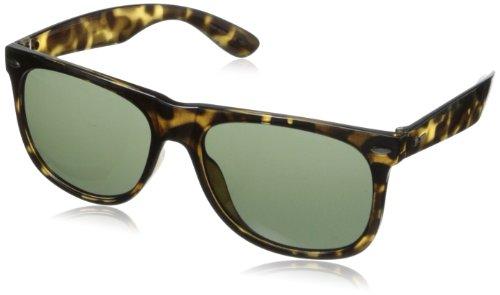 Dot Dash Kerfuffle Wayfarer Sunglasses,Tortoise,55 - Sunglasses Dot Dash