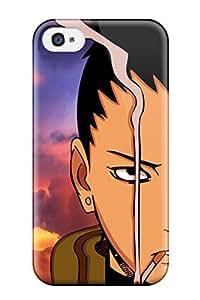 Premium Tpu Naruto Cover Skin For Iphone 4/4s
